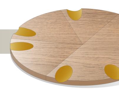 Dessous-de-plat (Table mat)