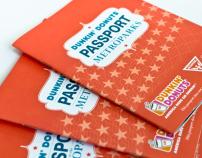 Dunkin' Donuts Passport to the Metroparks
