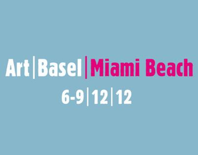 Art Salon | Art Talk | Art Basel Miami 2012