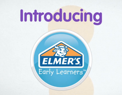 Elmer's Early Learners Launch Video