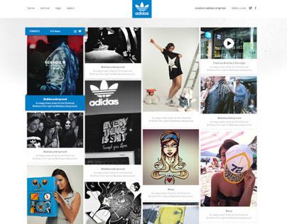 Adidas Originals Tumblr (Sep 2012)