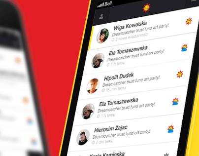 Gadu Gadu app redesign