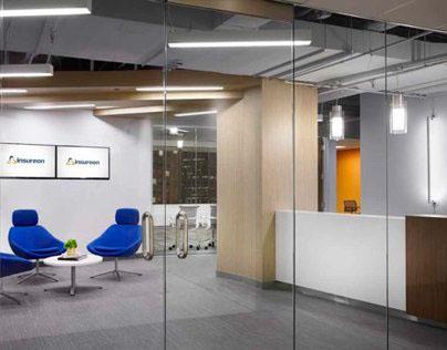 Insureon Inc. Chicago, IL Architect: Box Studios