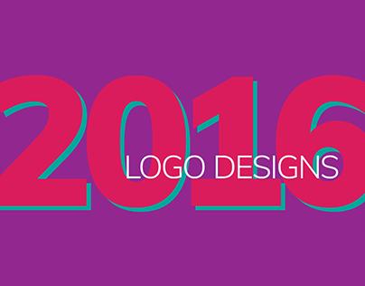 2016 Logo Designs