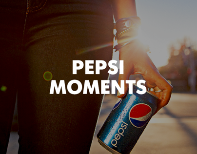 Pepsi Moments / Website