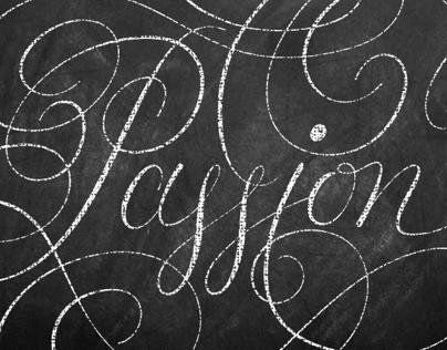 Passion (Chalk)