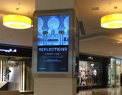 Reflections - Digital Advertising