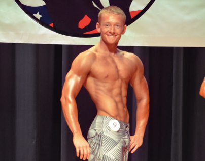 Physique show (Ryan Bliss)