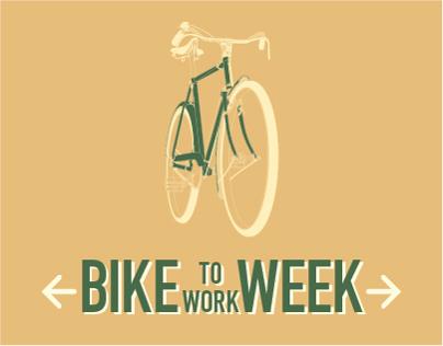 Bike to Work Week 2013