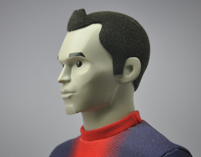 "The Puppet Master ""Iniesta"" / 2012"