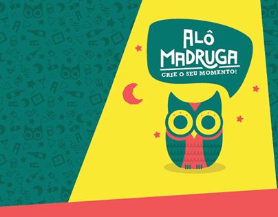 Art Direction - Graphic Desing / Aló Madruga