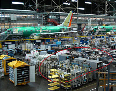 Boeing Smart Rack: Real Time Inventory Management