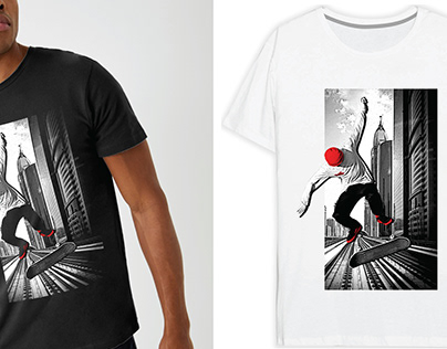 Fashion Graphics for T-Shirts: Reliance Trends