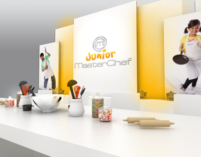 DSTV | Master Chef Junior | Design