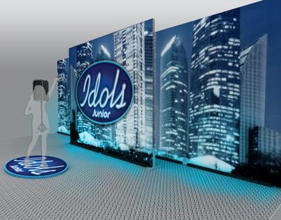 DSTV | Idols Junior | Design
