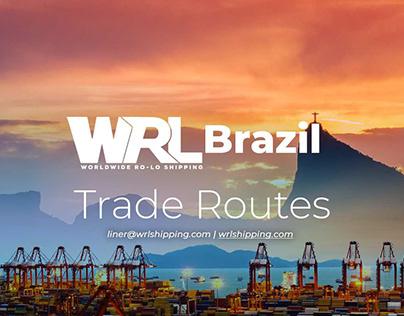 WRL Shipping Social Media