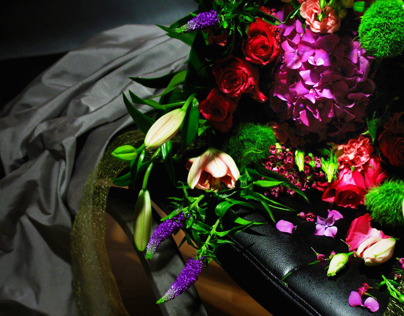 Project Flover (2011/2013)  Flower Design & Photography