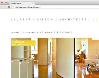 Projet site web Architecte
