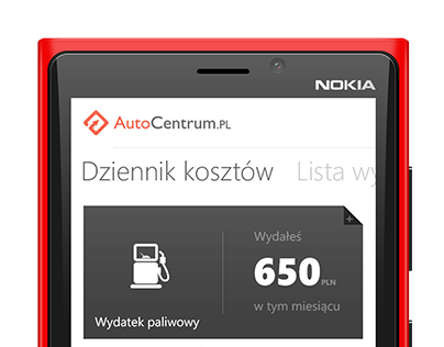 Licznik kosztów Autocentrum.pl