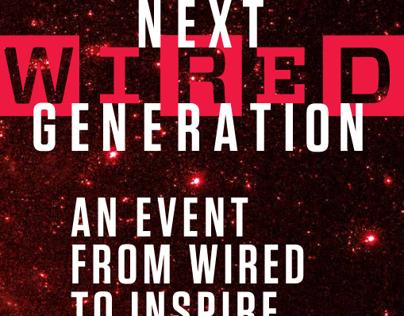 Wired 2013 / Next Gen