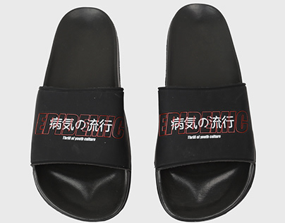 Epidemic Streetwear's Sandals (Catalogue)