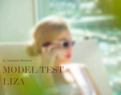 MODEL TEST \ LIZA