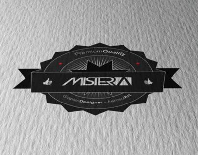 Mister.A Design | Identity