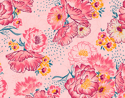 Flowers / Prints and Patterns / OFFCORSS