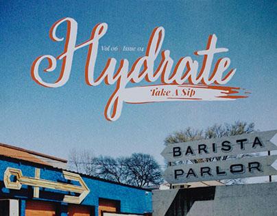 Hydrate Magazine