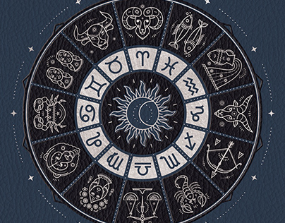 The Twelve Signs of the Zodiac Journal
