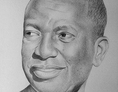 Portrait Youssou NDOUR