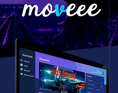 Moveee Website