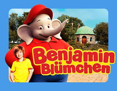 Benjamin Blümchen - Digital Ads