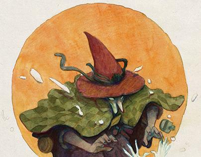 Watercolor Wizards