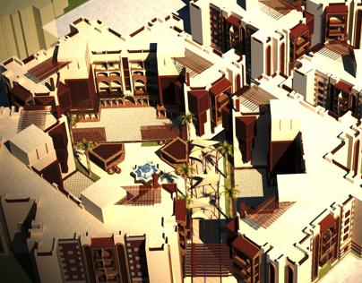 Qirtaj Residential Compound