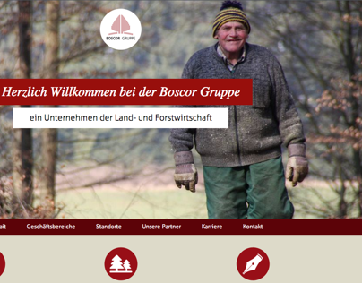Boscor Website