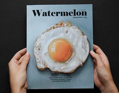 Watermelon Magazine