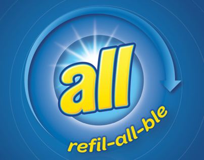 All Detergent Refil-all-ble System