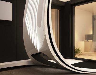 Еntrance - Exterior design