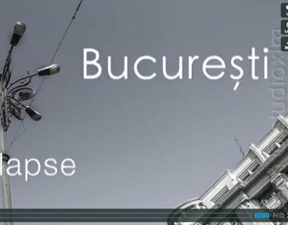 Broken Boulevards, Bucharest timelapse