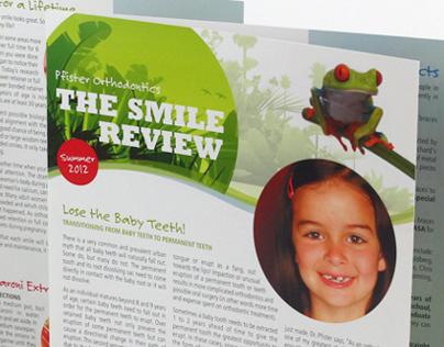 Pfister Orthodontics Newsletter