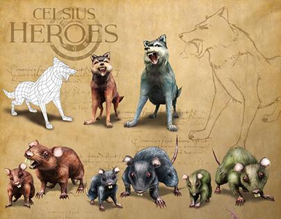Celsius Heroes