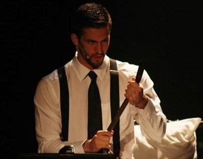 Evetos,Show, Teatro