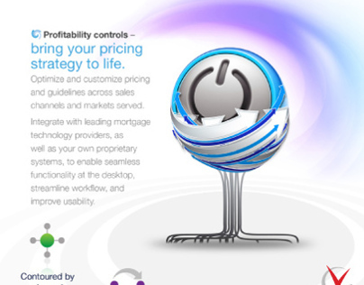 Loan Pricing Engine Infographic
