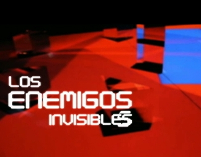 Enemigos Invisibles Promo