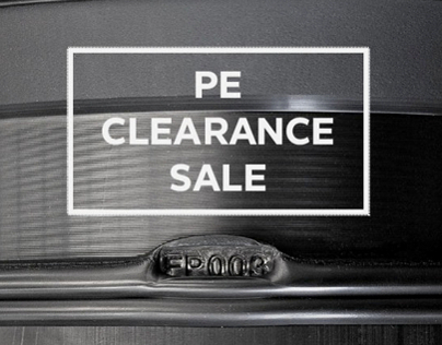 PE Plastic Clearance Sale EDM for Fusion