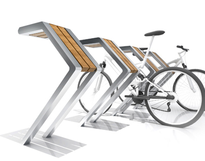 Bicycle stand | Ensemble