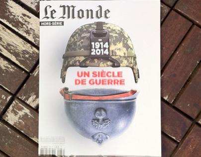 Portraits for Le Monde HORS-SERIE