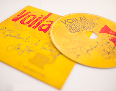CD Cover, artwork