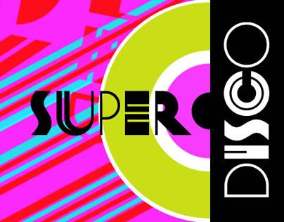 Super Disco Typeface